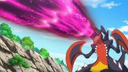 Sycamore Mega Garchomp Hyper Beam