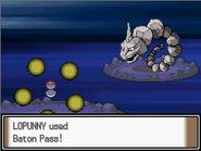 Baton Pass Move Game