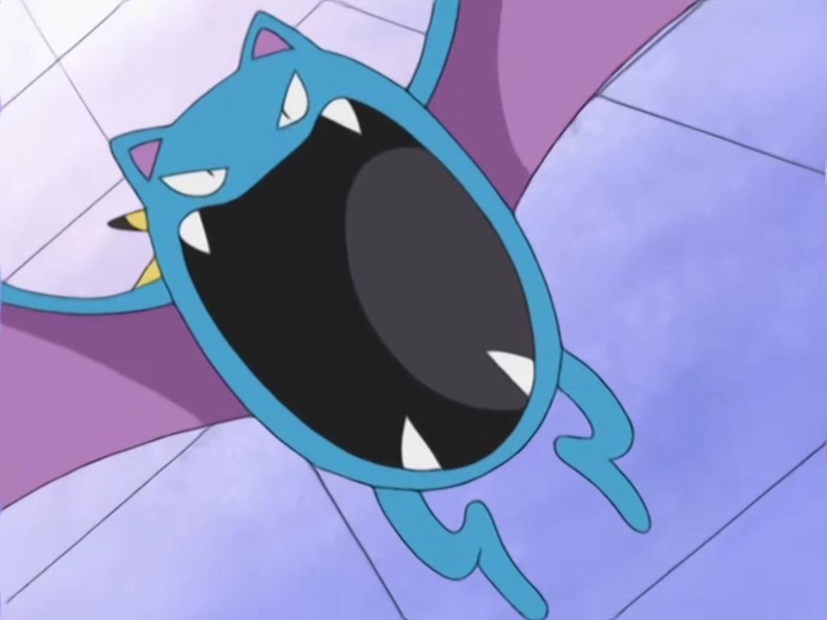 Agatha Golbat anime