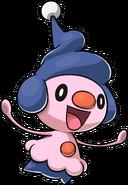 439Mime Jr Pokemon Ranger Guardian Signs