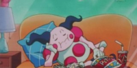 Stella's Mr. Mime