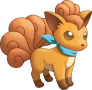 037Vulpix Pokemon Mystery Dungeon Explorers of Sky