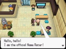 Name Rater B2W2