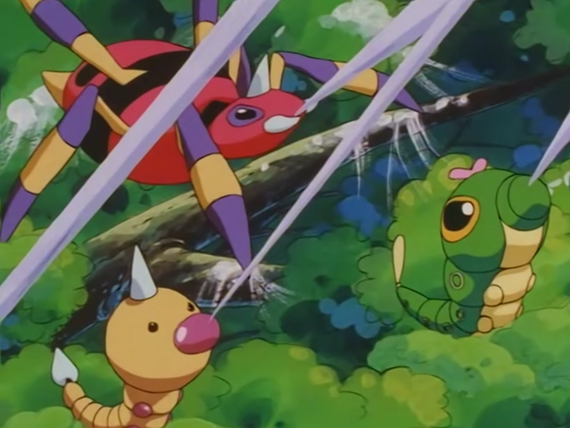 File:Caterpie Weedle String Shot.png