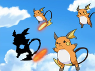Summer Academy Raichu Double Team