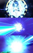Lunala's Moongeist Beam