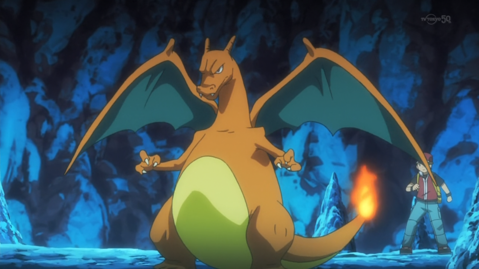 Red S Charizard Pok 233 Mon Wiki Fandom Powered By Wikia