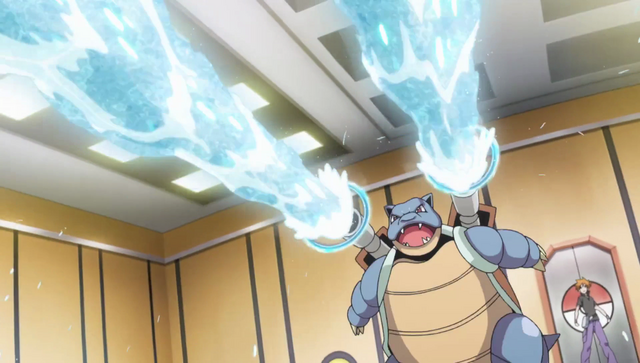 File:Blue Blastoise Hydro Pump Generations.png