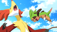 Clemont Chespin Tackle
