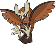 164Noctowl Dream