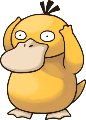 File:054Psyduck Pokemon Mystery Dungeon Red and Blue Rescue Teams.png