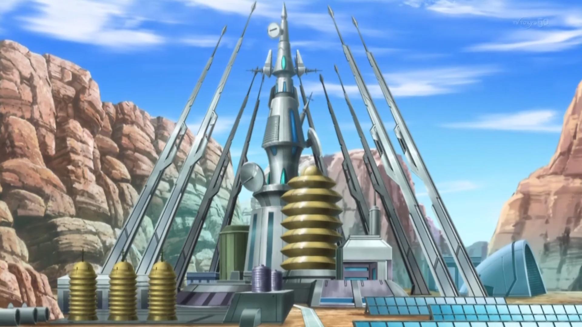 pokemon x electrical plant image - kalos power plant anime.png   pokémon wiki ...