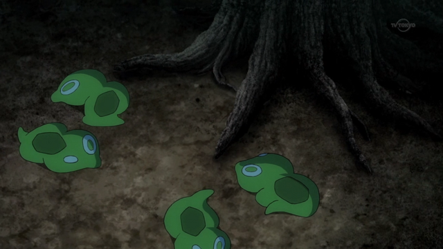 File:Zygarde Cell anime.png