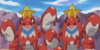 Team Aqua's Crawdaunt