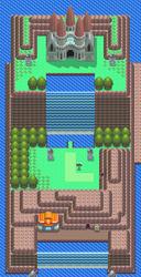Pokémon League DP