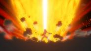 Ash Infernape Blaze