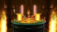 Malva's Room Kalos Pokémon League Smash Wii U