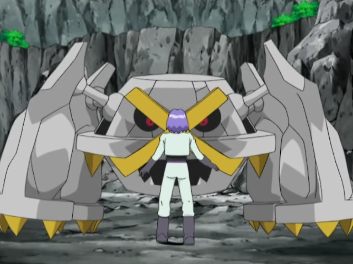 Shiny Metagross