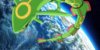 Rayquaza (Mega Evolution Special)