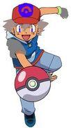 Ash before battle