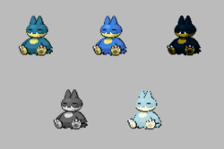 446 Munchlax Forms