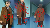 Émile's known scars so far