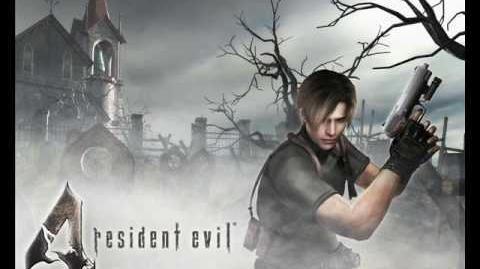 Resident Evil 4 - The Mercenaries - Wesker Theme