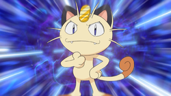 Meowth Team Rocket