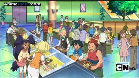 Pokemon BW - S3E6 - Curtain Up, Unova League!