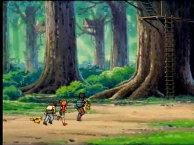 Pokémon 4Ever part 1