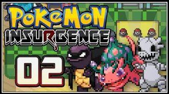 Pokémon Insurgence - Episode 2 Freak Show Starters!