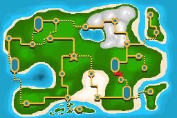 Torren Route 3 Map