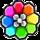 40px-Rainbow Badge
