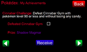 Cinnabar Challenge