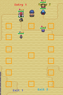 Proving layout