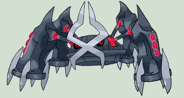 File:Mega Metagross.png