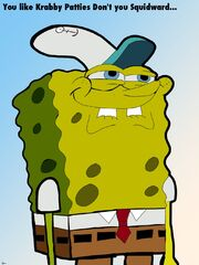Spongebob hilarious face request by spensicus-d5dtqf9