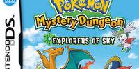 Pokemon Lost Dungeon