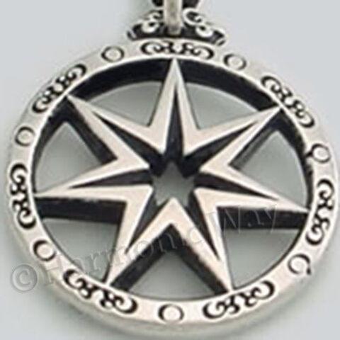 File:Silver star amulet.jpg