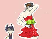 Ingo's dress