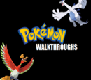 Pokemon Walkthroughs Wiki