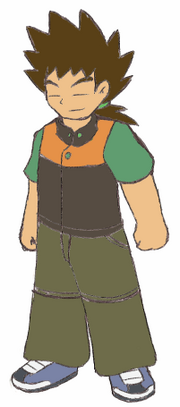 Brock(Second Seasond Outfit)