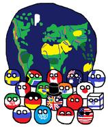 Polandball Planet
