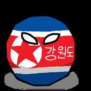 Gangwon-doball (North Korea)