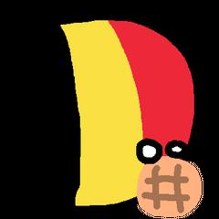 User:ScrewMcGru's Belgiumball