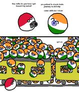 Polandball&India