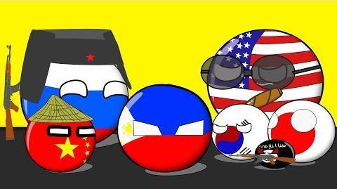 PolandBall-CountryBall- Pinoy Ball and USA Ball are always family-1500287728