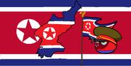 북한괴뢰국nk card