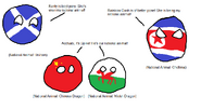 What if the countryballs were of being bronies by adjt111-d62h0xp