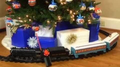 Polar Express G Gauge Set by Lionel Trains